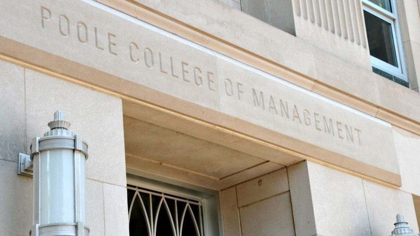Poole College of Management at NC State University