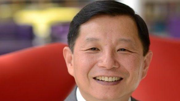 NC State University Professor Allen Chan