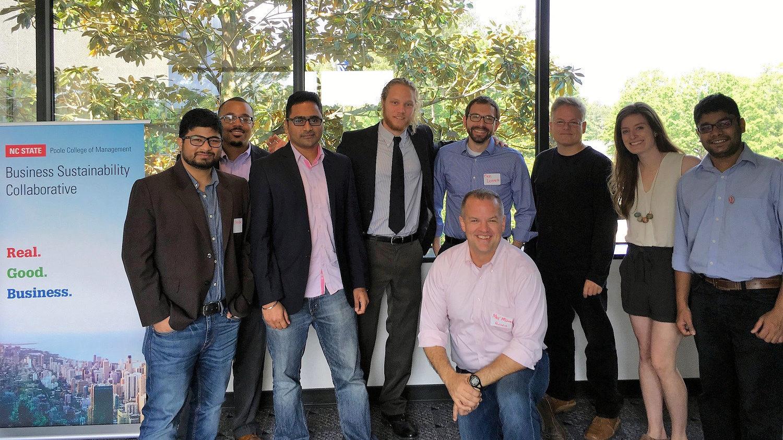 Protopia B Corp Clinic team