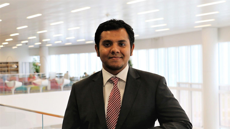 Rejaul Hasan NSC Associate