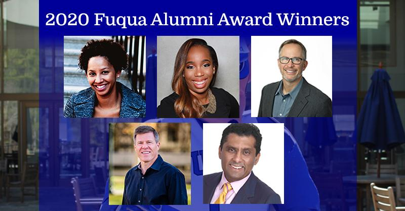 Fuqua Alumni Awards