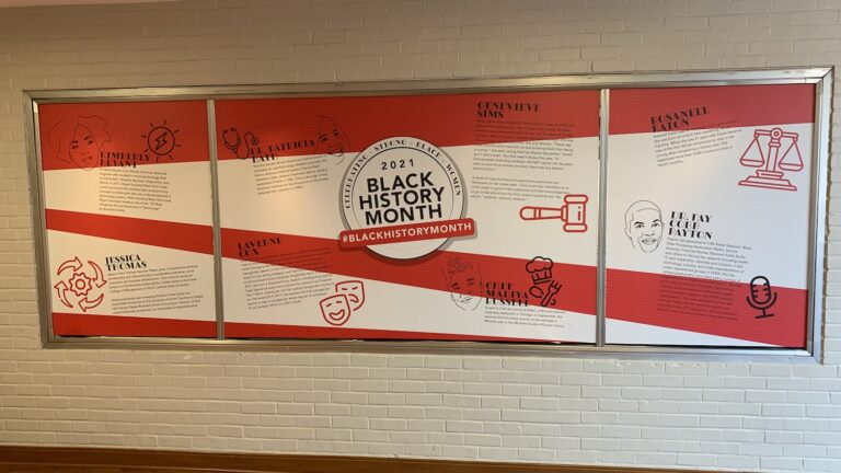 Black History Month Poole College